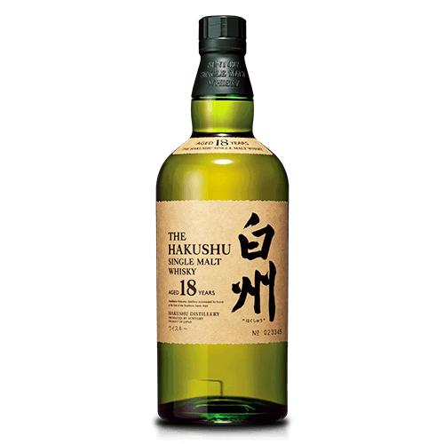 【威士忌】日本威士忌 白州 18年 收購價格