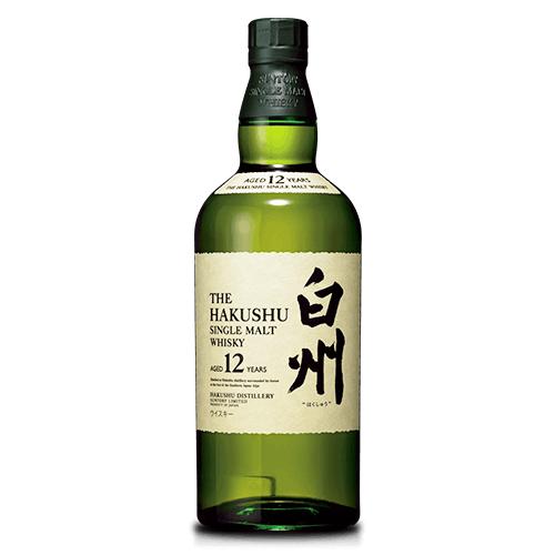 【威士忌】日本威士忌 白州 12年 收購價格